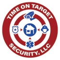 Time on Target Security Logo Transparent