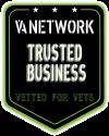 Tampa VA Netowrk Business Badge
